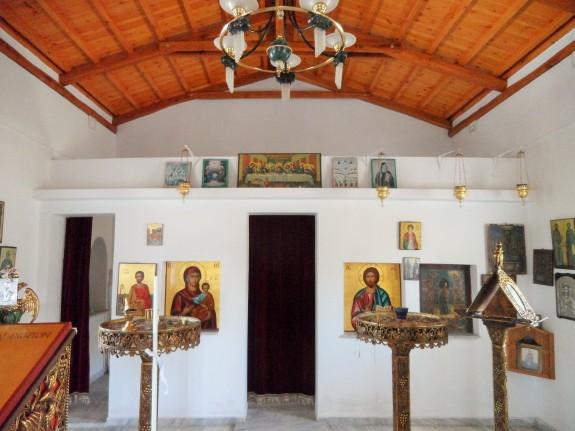 Agios Sozon Interior