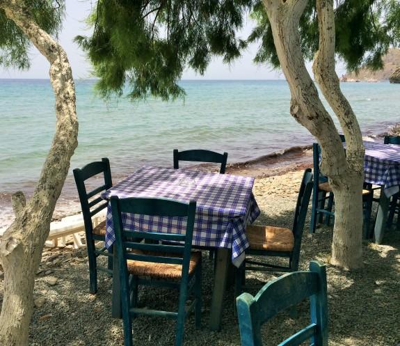 Seaside Taverna ~ Agios Yiannis